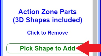 Action Zone Parts