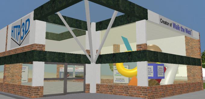 3D Building - HTTP3D Inc.