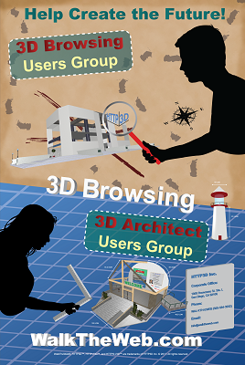 3D Browsing – Help Create the Future