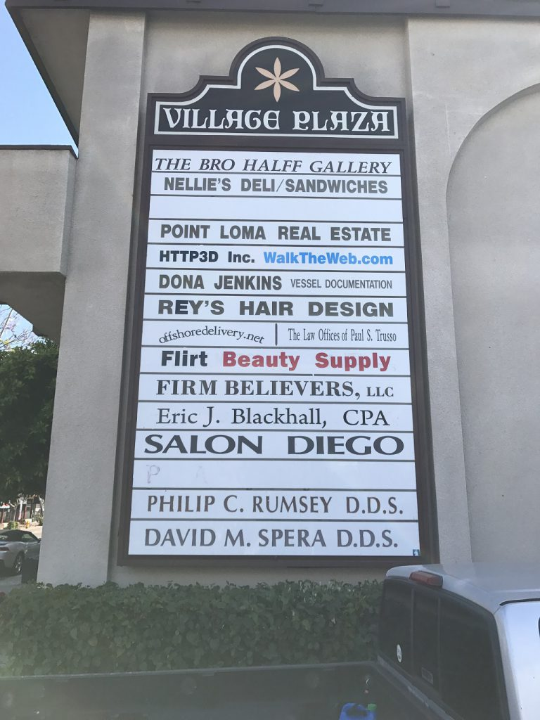 Office Marquee