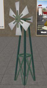 Working Windmill