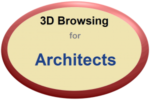 3D Browsing for Architects