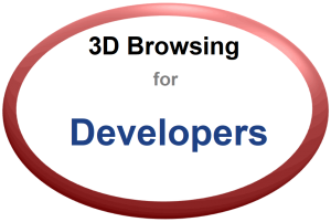 3D Browsing for Developers
