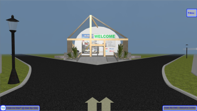 3D Mall Project