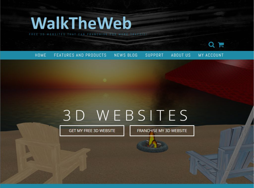 WalkTheWeb Home Page